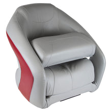 Wise 8WD1217 Razor Style Bucket Seat - Bolster Up View