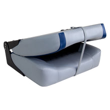 Wise Big Man Sport 1219 Oversized Fishing Seat - Closed View