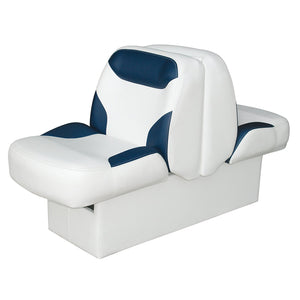 Wise 8WD1225-0031 Bayliner Series Lounge Reclining Seat : Run-a-bout / Fish & Ski