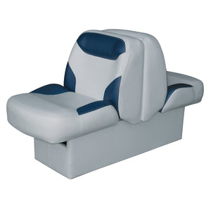Wise 8WD1225-0034 Bayliner Series Lounge Reclining Seat : Run-a-bout / Fish & Ski
