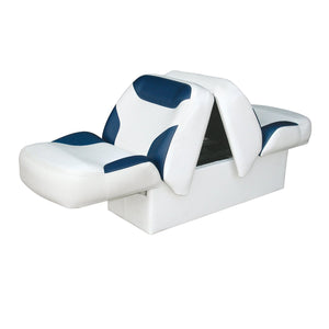 Wise 8WD1225 Bayliner Series Lounge Reclining Seat - Mid Position: Run-a-bout / Fish & Ski