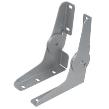 Wise 8WD143A Premium No-Pinch Hinge Set - Silver
