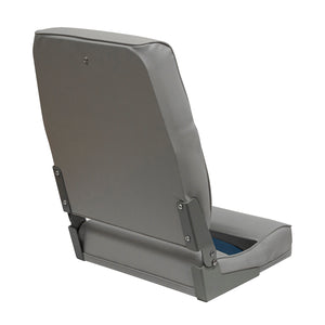 Wise 8WD434LS Deluxe Series Pontoon High Back Seat