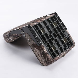 Wise 8WD617PLS High Back Camo Boat Seat - Bottom View
