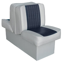 Wise 8WD707P-1-660 Deluxe Series Lounge Reclining Seat : Run-a-bout / Fish & Ski