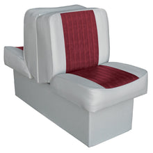 Wise 8WD707P-1-661 Deluxe Series Lounge Reclining Seat : Run-a-bout / Fish & Ski