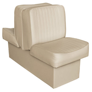 Wise 8WD707P-1-715 Deluxe Series Lounge Reclining Seat : Run-a-bout / Fish & Ski