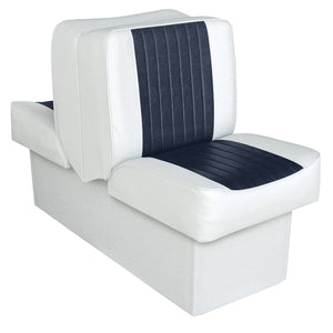 Wise 8WD707P-1-924 Deluxe Series Lounge Reclining Seat : Run-a-bout / Fish & Ski