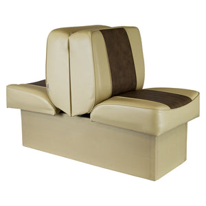 Wise 8WD707P-1-662 Deluxe Series Lounge Reclining Seat : Run-a-bout / Fish & Ski