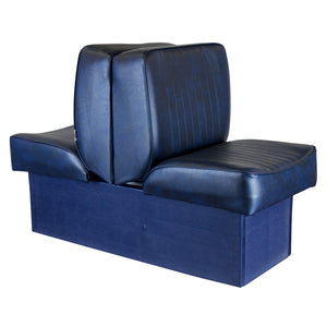 Wise 8WD707P-1-711 Deluxe Series Lounge Reclining Seat : Run-a-bout / Fish & Ski