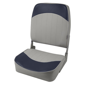 Wise 8WD781PLS-660 High Back Fishing Boat Seat