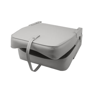 Wise 8WD781PLS High Back Fishing Boat Seat - Closed View