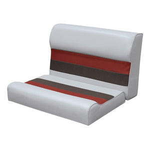 "Wise 8WD95-2-1012 Deluxe Pontoon Series 28"" Bench Cushions Only - Aftermarket Pontoon Furniture"