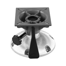 "Wise 8WP24-6S - 6"" Fixed Pedestal w/ Seat Spider Mount"