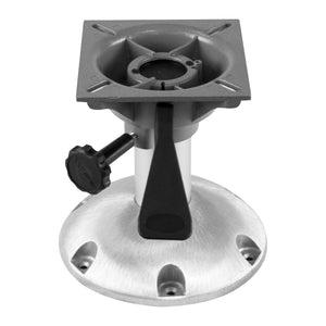 "Wise 8WP24-9S - 9"" Fixed Pedestal w/ Seat Spider Mount"