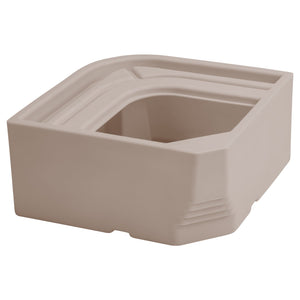 "Wise BM11004-1B-1725 Premier Aftermarket Pontoon 26"" Radius Corner Base"