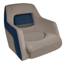 Wise BM11010-1730 Traditional Style Bucket Seat - Premier Pontoon