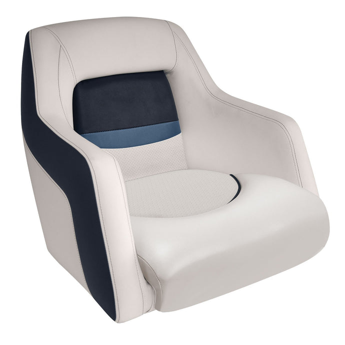 Wise BM11010-986 Traditional Style Bucket Seat - Premier Pontoon