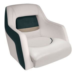 Wise BM11010-988 Traditional Style Bucket Seat - Premier Pontoon