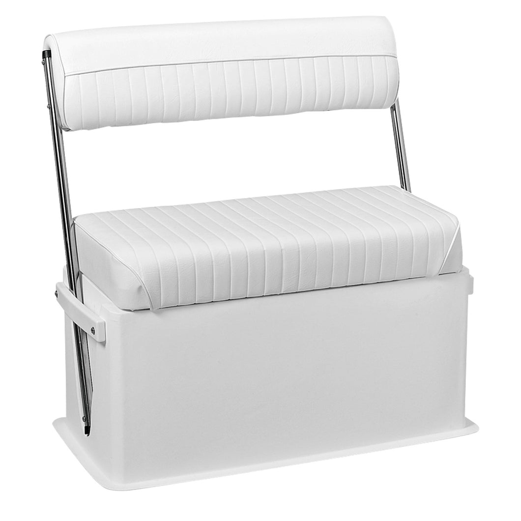 Wise 8WD437SS-784 Offshore Livewell Cooler Seat
