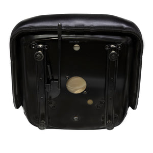 Wise Industrial WM1268-1 Yale Style Universal Molded Seat Assembly - Bottom View