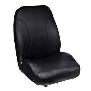 Wise Industrial WM1664 Trimline Low Back Seat w/ Recline