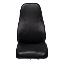 Wise Industrial WM1665 Trimline High Back Seat - Front View