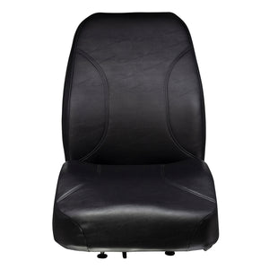 Wise Industrial WM1667 Trimline Low Back Seat - Front View