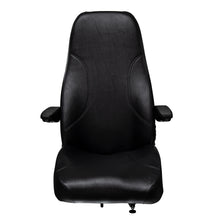 Wise Industrial WM1669 Trimline High Back Seat - Front View