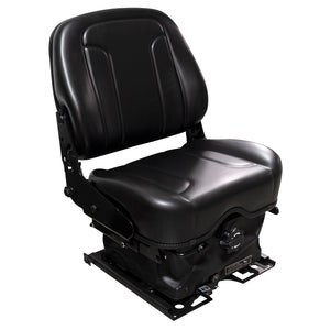 Wise Industrial WM1820 Fold Down Seat Assembly w/ Mechanical Suspension