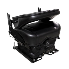 Wise Industrial WM1820 Fold Down Seat Assembly w/ Mechanical Suspension - Folded View