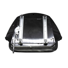 Wise Industrial WM748 Universal Pan Frame Bucket Seat - Bottom View