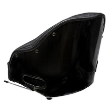 Wise Industrial WM748 Universal Pan Frame Bucket Seat - Rear Left View