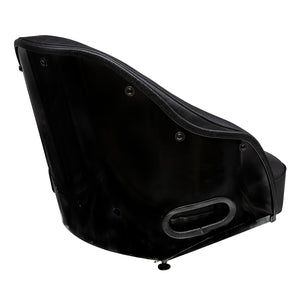 Wise Industrial WM748 Universal Pan Frame Bucket Seat - Rear Right View