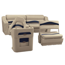 Wise WS14008-1730 Premier Series Pontoon | Traditional Rear Seat Group