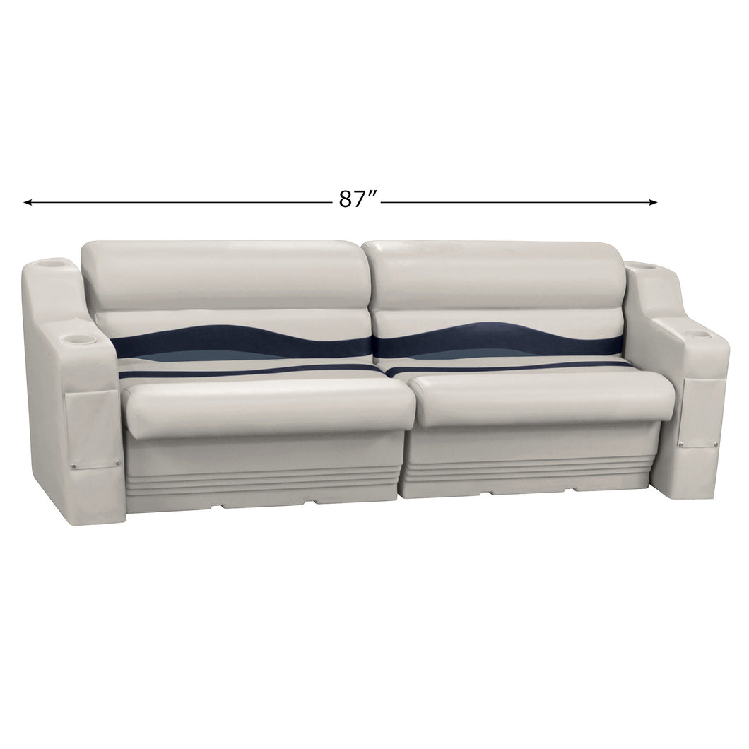 Wise WS14009-986 Premier Series Pontoon | 87
