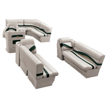Wise WS14016-988 Premier Series Pontoon | 8.5' Wide Rear Entry Group