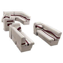 Wise WS14016-989 Premier Series Pontoon | 8.5' Wide Rear Entry Group
