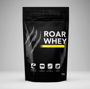 Whey Protein Isolate Banana