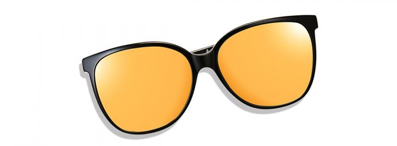 Swallow 02 Gold Mirror Sunglasses