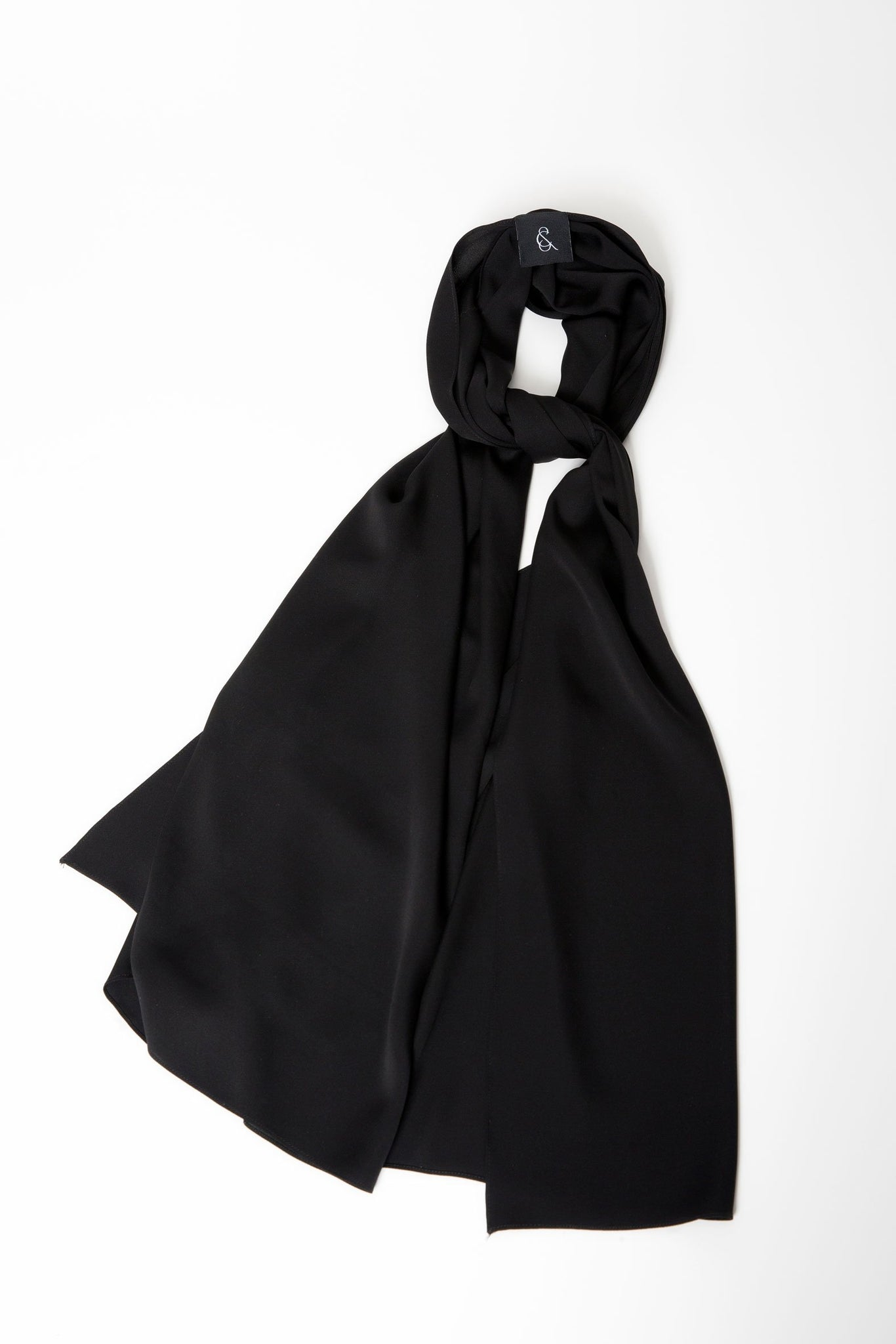The Wrap / Turban Black