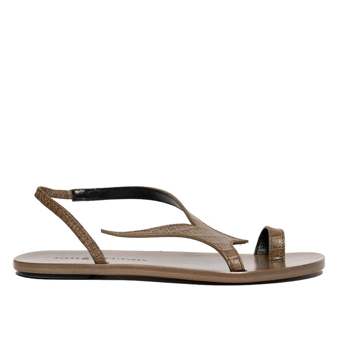 THE SWALLOW SANDAL | ALLIGATOR