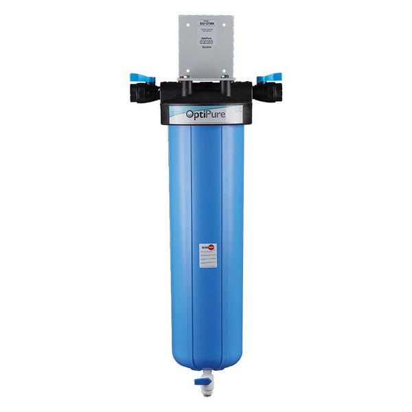 OptiPure SX2-12TWH, 140-83016, 20 inch Single Big Blue ScaleX2® for Tankless Hot Water