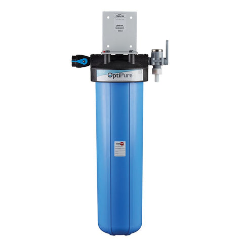 OptiPure FXWS-12B, 20 inch Big Blue Water Softener