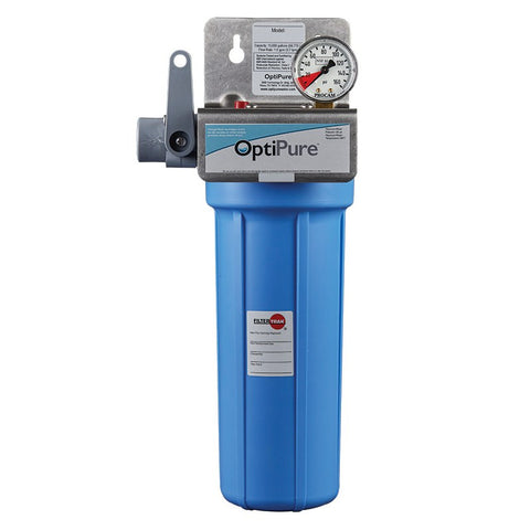 OptiPure FXTS-11, 160-50003, Single 10 inch, Sediment/Dirt Filter, IsoNet® Scale Inhibitor
