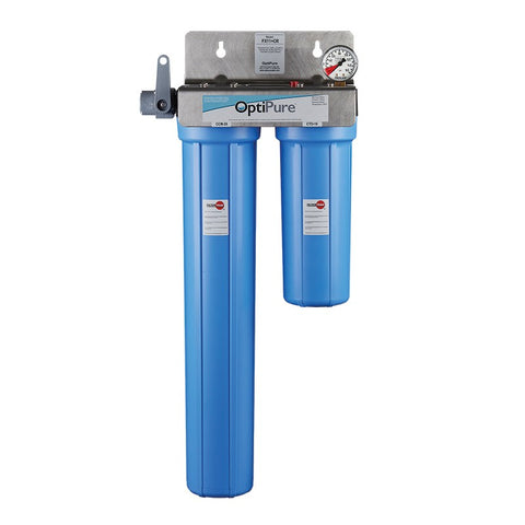 OptiPure FX11+CR, 160-50012, Dual Carbon Filtration with Chloramine Reduction