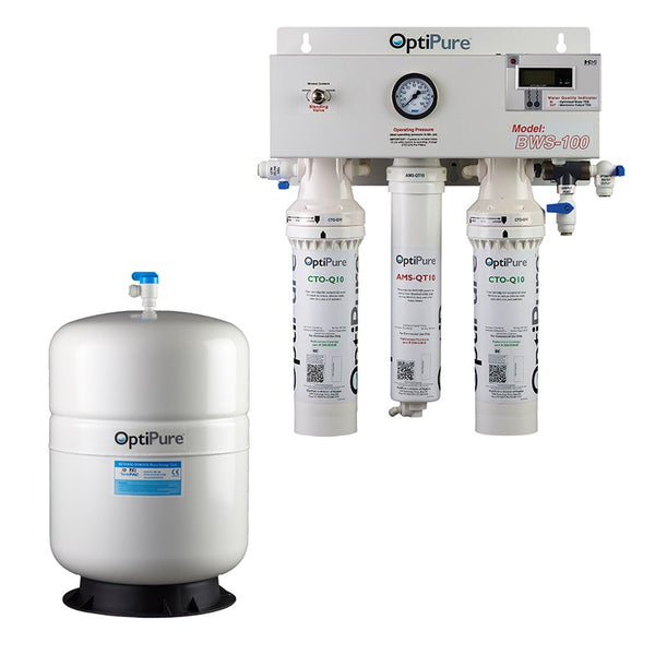 OptiPure BWS100/5, 164-00105, 100GPD Blended Water Reverse Osmosis