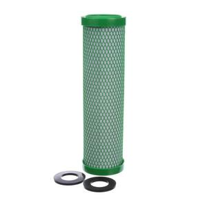 OptiPure CCM-10, 252-20610, 10 inch Carbon Water Filter, Chloramine Reduction