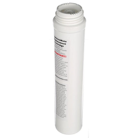 OptiPure PCQ-WS-12, 300-02654, Water Softener for Espresso, Replacement Cartridge