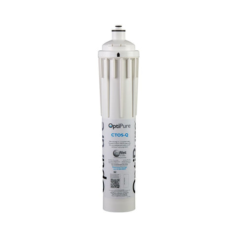 OptiPure CTOS-Q, 300-05835, 15 inch Qwik-Twist Carbon Water Filter